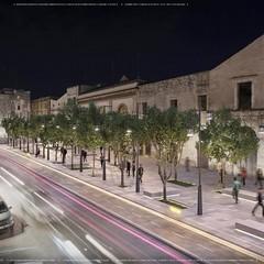 La nuova Piazza Sant'Agotino