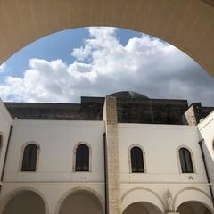 Il chiostro del Museo Diocesano