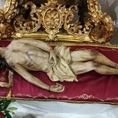 Il Cristo Morto visto dallalto