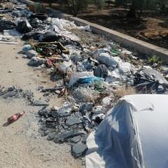 I rifiuti di Bitonto si vedono anche su Google Maps