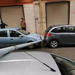 Le altre due auto danneggiate jfif