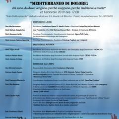 Il programma completo dell'iniziativa