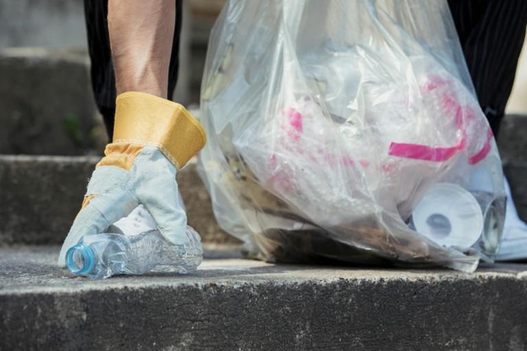 Ripulire dai rifiuti