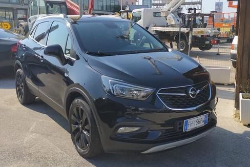 La Opel Mokka X