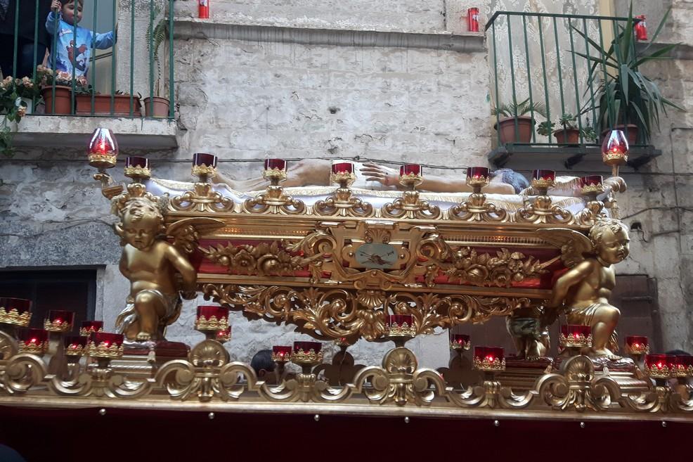 La solenne Processione dei Misteri del Venerdì Santo
