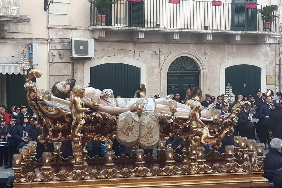 La Processione di Gala del Venerdì Santo