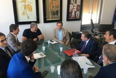 La riunione richiesta dalla Coldiretti Puglia