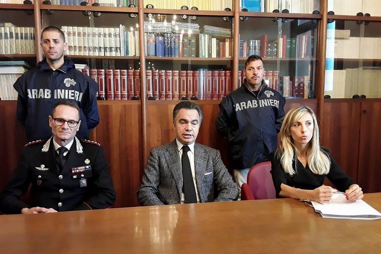 Il procuratore di Trani Antonino Di Maio