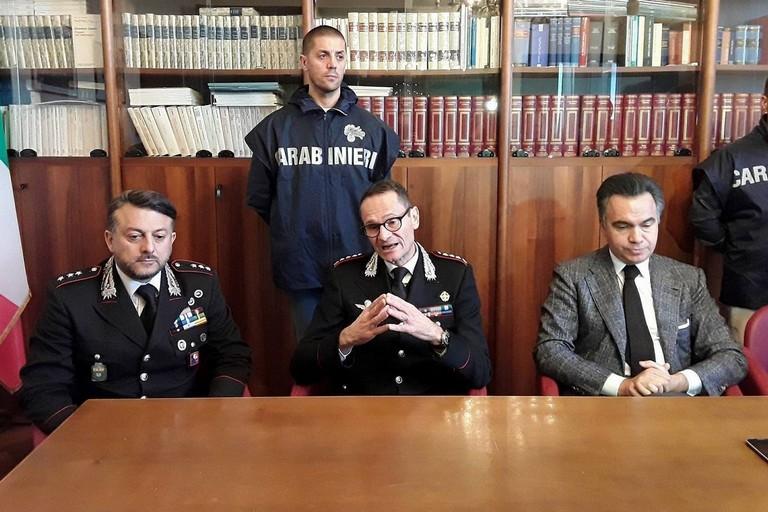 Il colonnello Vincenzo Molinese