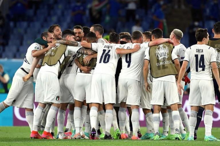 Nazionale italiana di calcio. <span>Foto ansa.it</span>