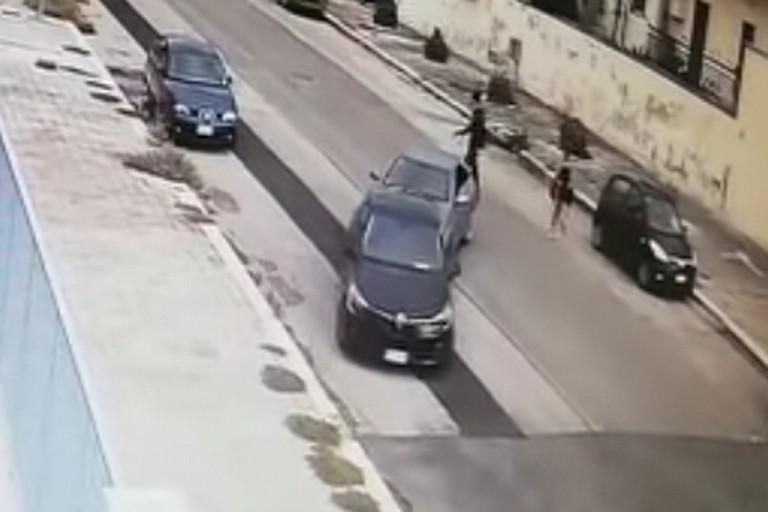 Il furto della Nissan Qashqai