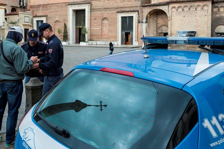 I controlli della Polizia di Stato