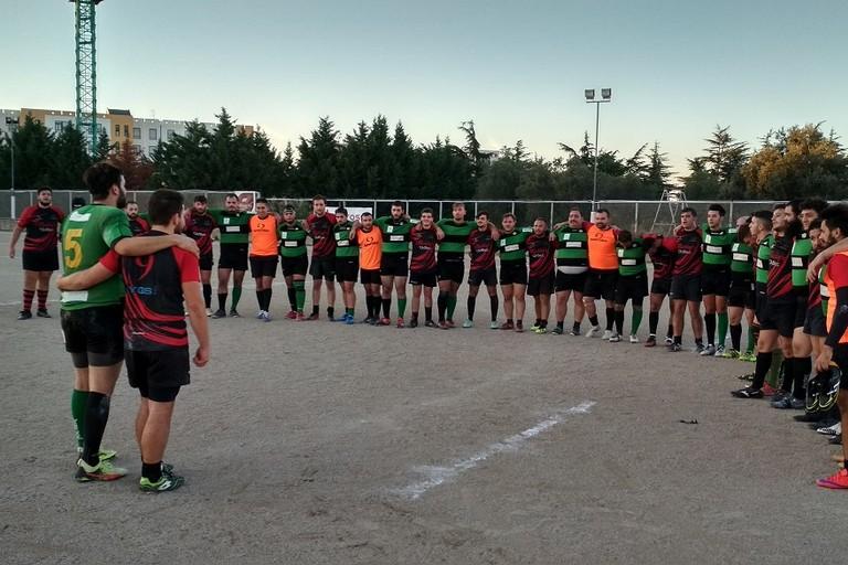 Amatori Rugby in campo contro il Foggia