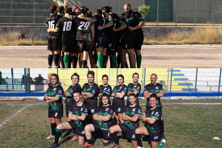 Amatori rugby maschile e femminile
