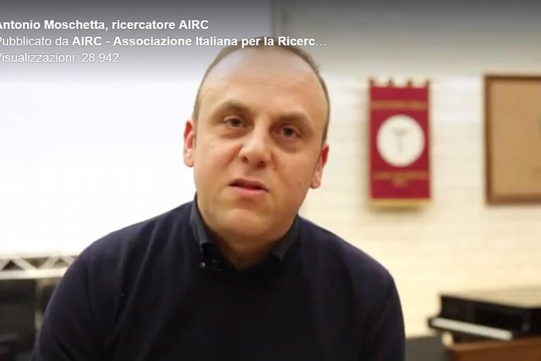 Antonio Moschetta AIRC