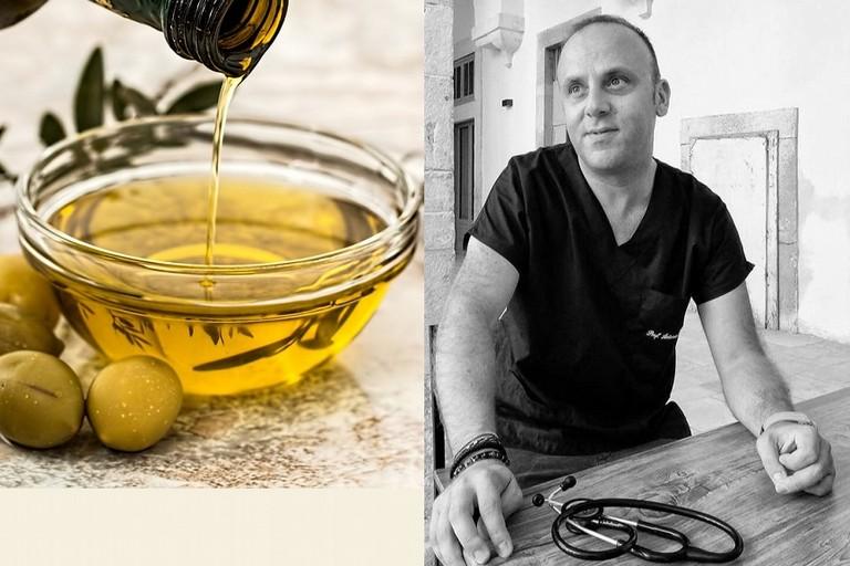 Antonio Moschetta e Italia Olivicola insieme contro il cancro