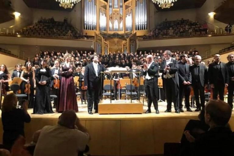 Applausi a Madrid per il Traetta Opera Festival