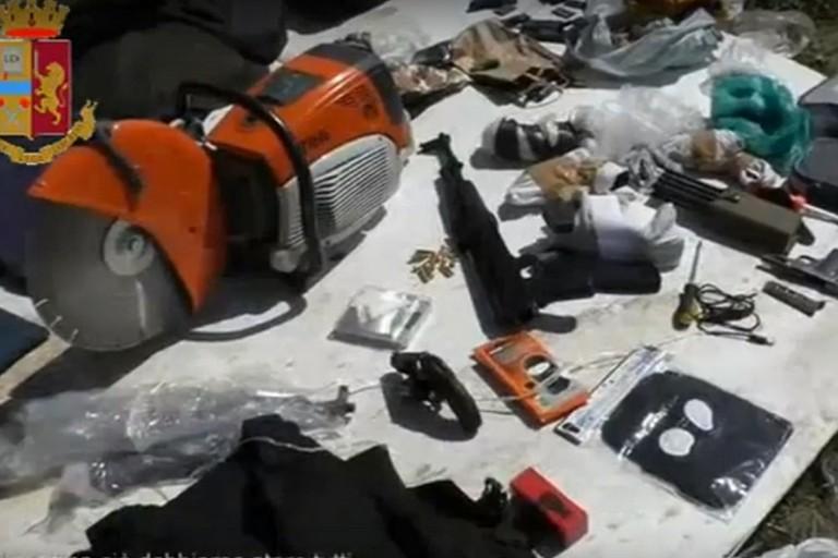 Armi e droga sequestrati a Foggia