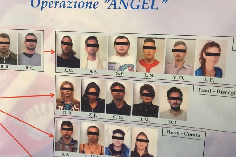 Arrestati Operazione Angel
