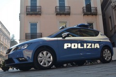 In auto per Bitonto con una mazza da baseball: denunciato 25enne