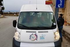 A Trani rubano furgone con carrozzine disabili: l'appello del sindaco di Bitonto