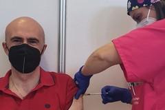 Anche il Sindaco Abbaticchio si è vaccinato