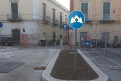 Lavori in largo Caldarola: ci siamo quasi