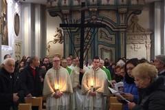 Domenica la Via Crucis della chiesa di San Domenico in diretta su Delta tv