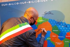 Il sindaco di Bitonto ha firmato il Piano Strategico Metropolitano