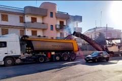 Abbaticchio annuncia: «Partito quattordicesimo cantiere comunale»