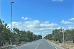 Partiti i lavori per la nuova illuminazione verso Palombaio e Mariotto