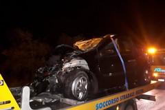 Tragico incidente sulla A14: due morti e un ferito tra Bitonto e Molfetta