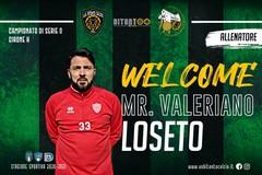 Valeriano Loseto è il nuovo allenatore dell'Us Bitonto