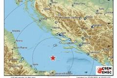 Scossa nel mar Adriatico: trema anche Bitonto