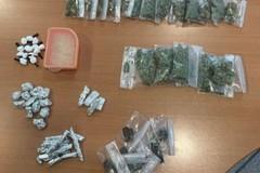 Bustine di droga nel centro storico: sequestro a Bitonto