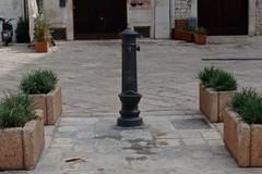 Ripristinata la fontana di Piazza Cavour