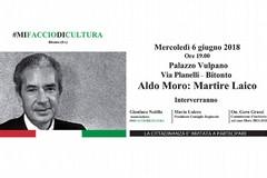 Gero Grassi e Mario Loizzo domani a Bitonto per parlare di Aldo Moro