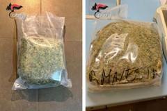 Un 36enne barese arrestato a Bitonto con un chilo di droga