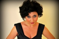 Il soprano Angela Cuoccio protagonista della Tosca nelle Cave di Fantiano