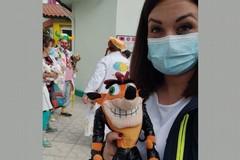 Angela Leone: da Bitonto a Valona per una missione umanitaria