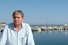 """Il sindaco di Bitonto, Michele Abbaticchio, alla """"Marcia per Angelo"""""""