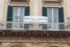 Bitonto celebra il sacrificio di Anna Rosa Tarantino