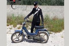 Fuga rocambolesca su un ciclomotore nelle campagne di Ruvo. Arrestato sorvegliato speciale bitontino