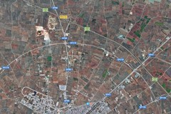 Tasse vertiginose a Bitonto sui terreni agricoli dell'ASI