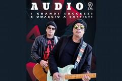 Stasera, gli Audio 2 in concerto a Bitonto