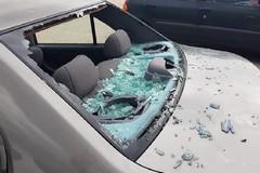 Grandinata: a Bitonto si fa la conta dei danni