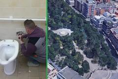 Forza Italia: «Bagno disabili in villa inagibile». Ma era già stato ripristinato