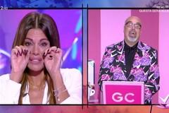 Le dediche da Bitonto a Bianca Guaccero commuovono la conduttrice in diretta