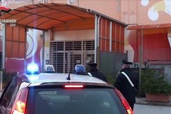 Le immagini dei Carabinieri in azione questa mattina alle porte di Bitonto