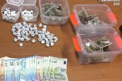 """Scovata """"cupa"""" della droga. Arrestato un pusher 23enne"""